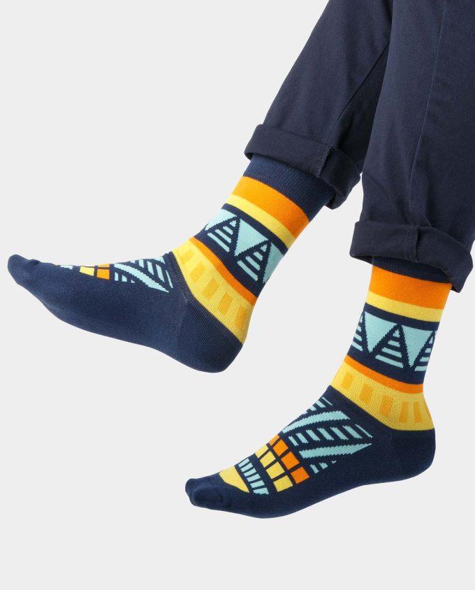 From Dusk Till Dawn on legs, Colorful socks, Scented Socks, OhSox