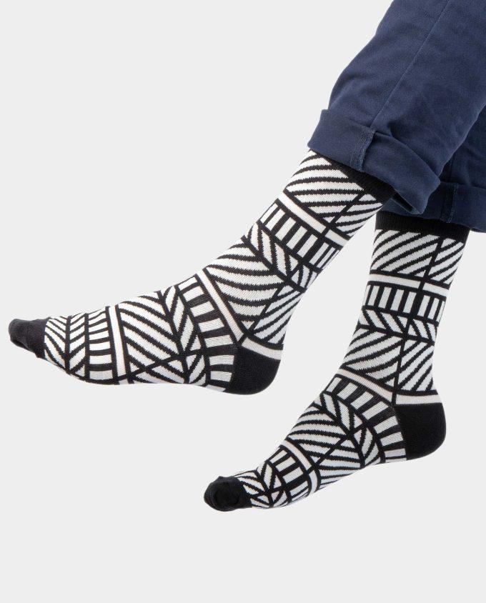 Monochrome socks on legs, Colorful socks, Scented Socks, OhSox