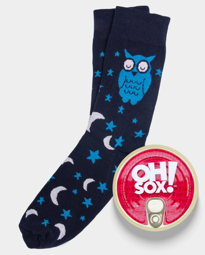 Oh Sox Colorful socks Night Time Socks