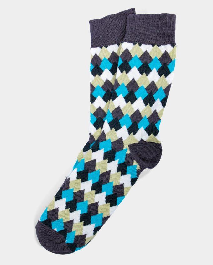 Oh Sox Colorful socks Mountain Tops socks