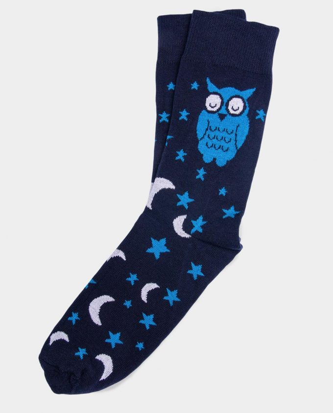 Oh Sox Colorful socks Night Time socks